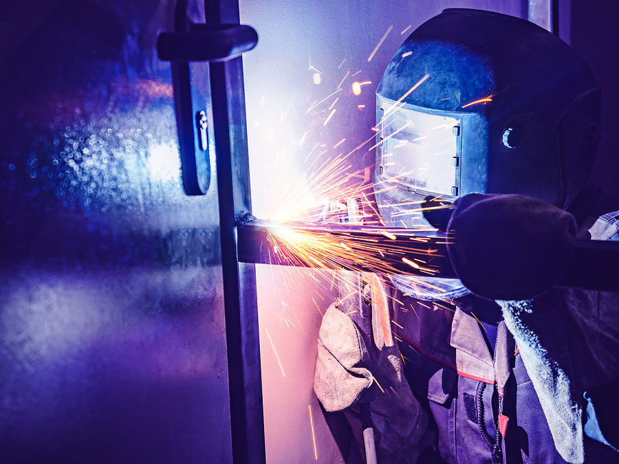 The Long History of Welding and Metal Stamping