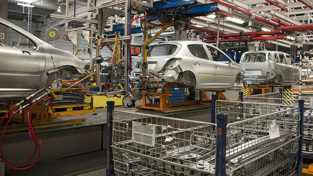 Automotive Manufacturing is Still a Major Factor in the U.S. Economy