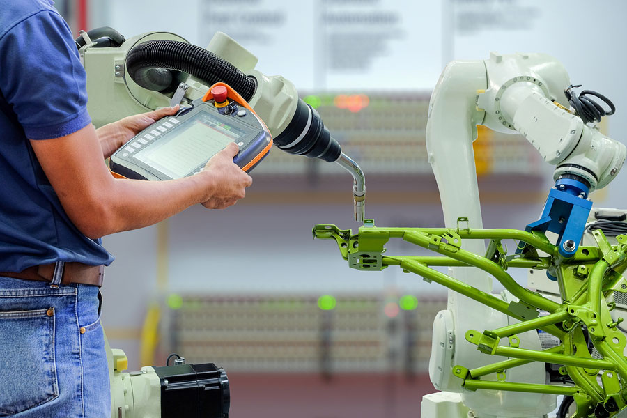 Latest Trends in Robotics and Automation in Manufacturing