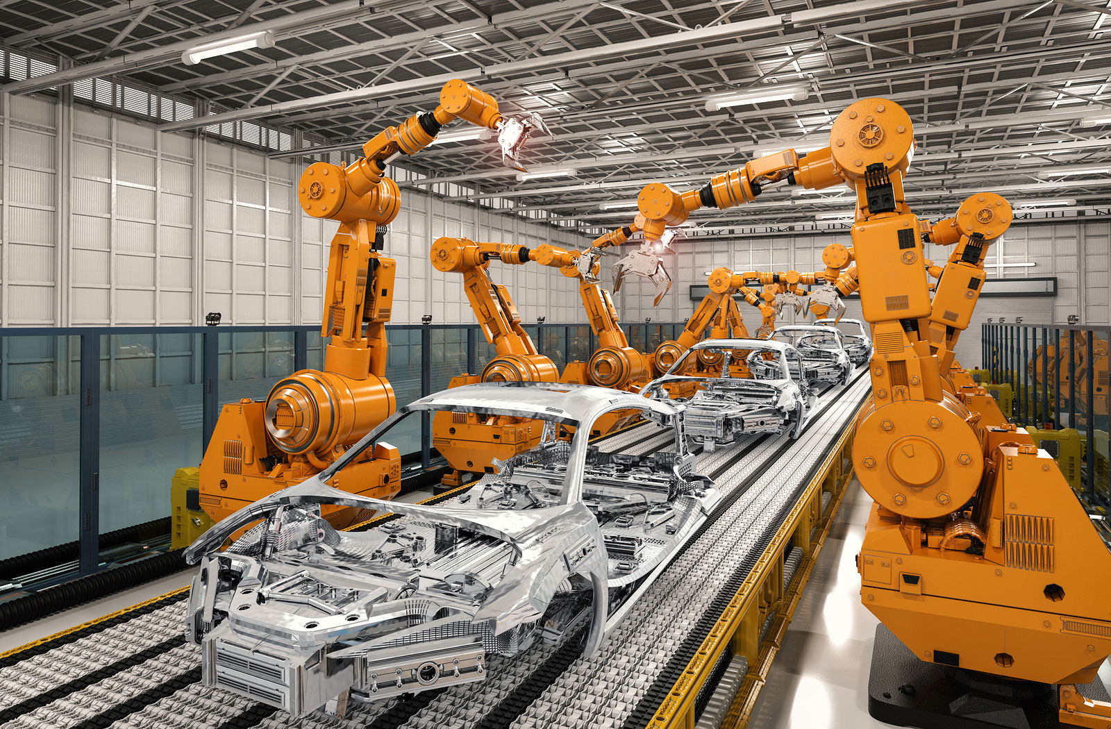 Hot Metal Stamping Increasingly Utilized by the Auto Industry