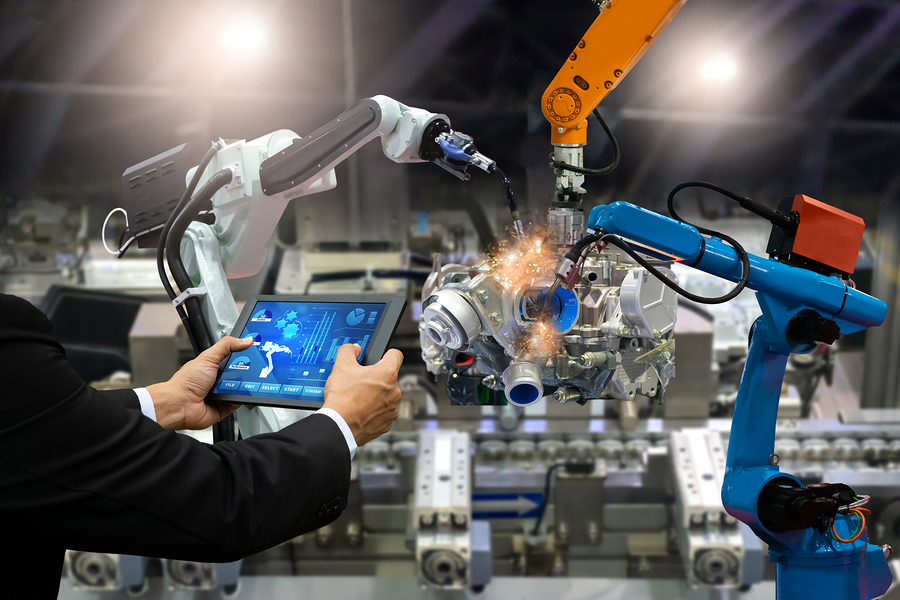 2020 and Manufacturing Technology Trends
